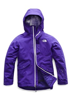 The North Face Freedom Waterproof Insulated Snowsports Jacket (Big Girls)