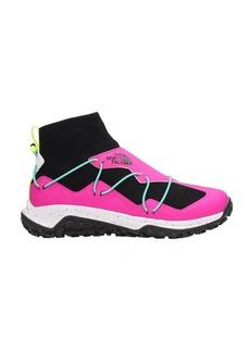 The North Face Fuchsia Fabric Sihl Mid Popiii Sneakers