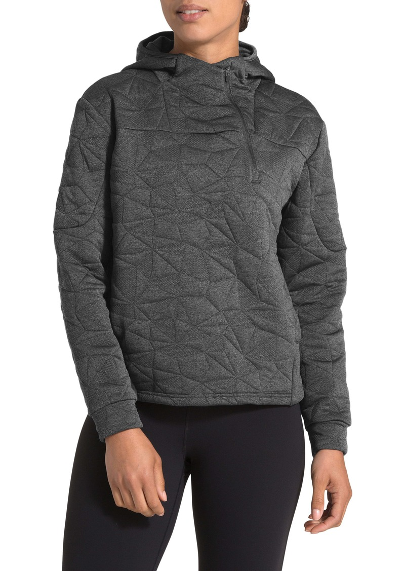 The North Face Get Out There Hooded Jacquard Pullover