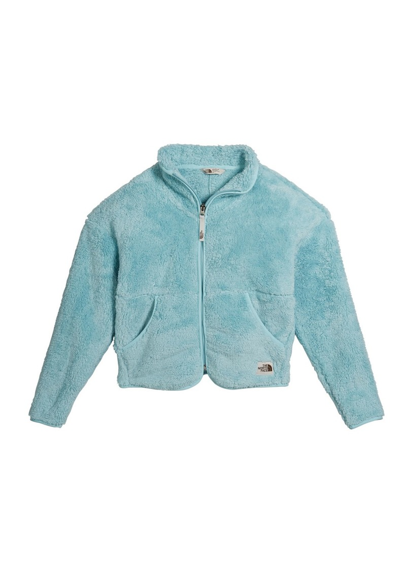 The North Face Girl's Campshire Fleece Cardigan  Size XXS-XL