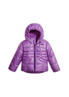 The North Face� Girls' Hooded Down Puffer Coat - Little Kid