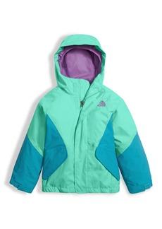 The North Face Girls' Kira Triclimate Waterproof Jacket