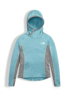 The North Face Girls' Long-Sleeve Reactor Hoodie