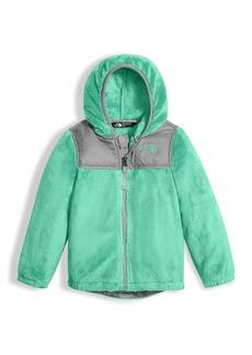 The North Face Girls' Oso Fleece Zip Hoodie