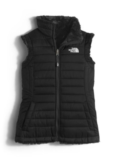 The North Face Girls' Reversible Mossbud Vest