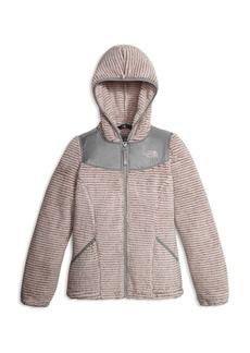 The North Face� Girls' Soft Striped Fleece Hoodie - Little Kid, Big Kid