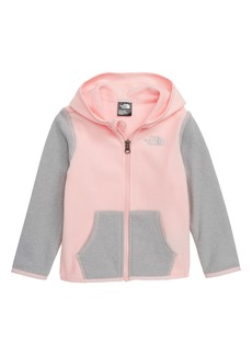 The North Face Glacier Fleece Zip Hoodie (Baby)