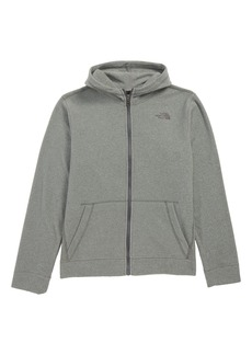 The North Face Glacier Full Zip Fleece Hoodie (Big Boys)