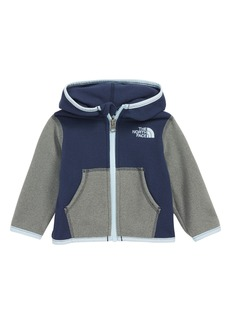 The North Face Glacier Full Zip Hoodie (Baby Boys)