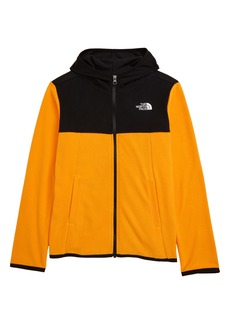 The North Face Glacier Full Zip Hoodie (Big Boy)