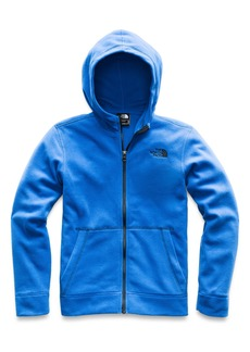 The North Face Glacier Full Zip Hoodie (Big Boys)