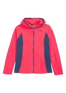 The North Face Glacier Full Zip Hoodie (Big Girls)