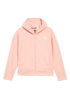 The North Face Glacier Full-Zip Hoodie (Little Girl & Big Girl)
