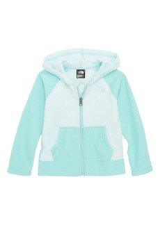 The North Face Glacier Full Zip Hoodie (Toddler Girls & Little Girls)