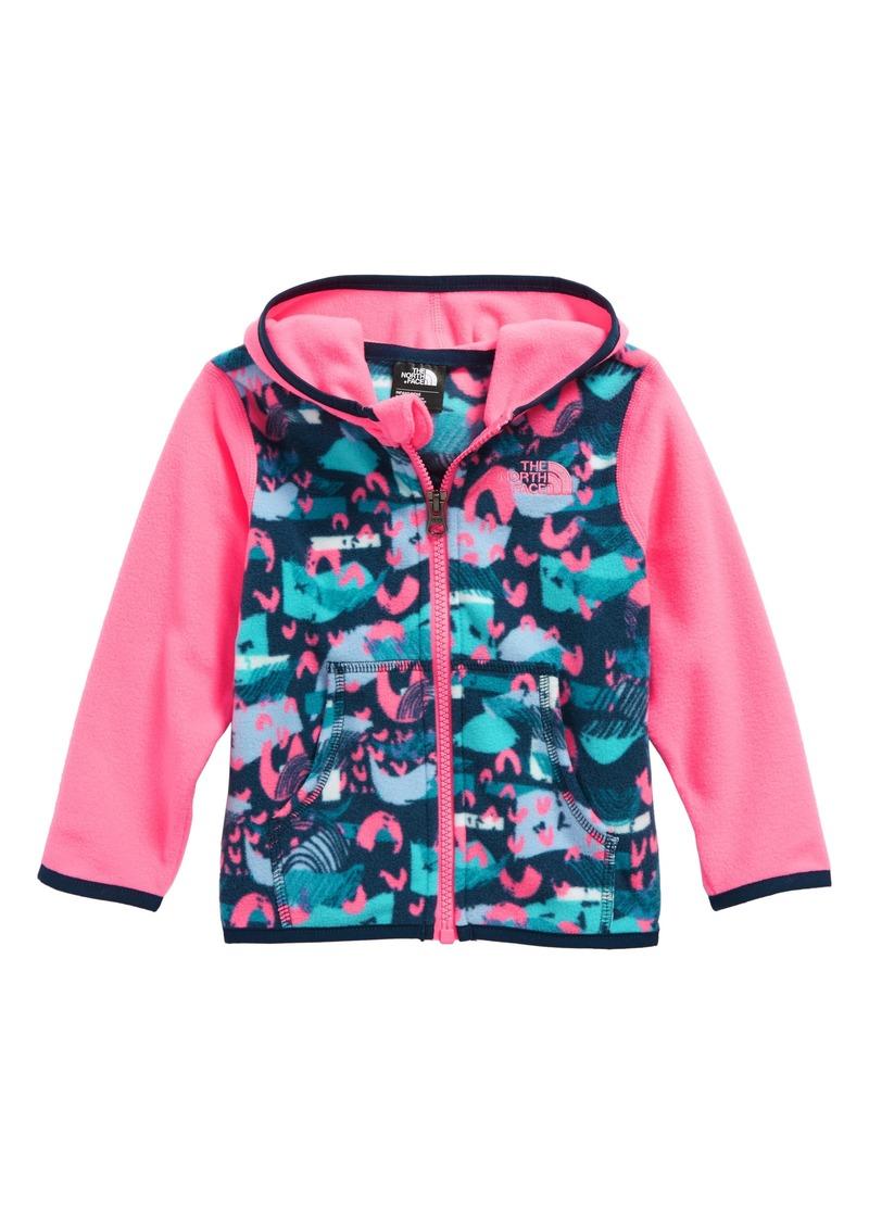 0129df5c822 The North Face The North Face Glacier Hooded Fleece Jacket (Baby ...