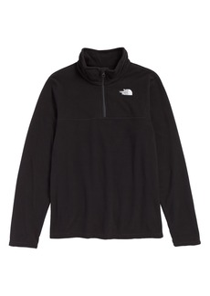 The North Face Glacier Quarter Zip Pullover (Big Boys)