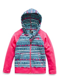 The North Face Glacier Zip Hoodie (Toddler Girls & Little Girls)