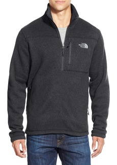 The North Face Gordon Lyons Quarter-Zip Fleece Jacket