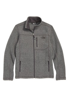 The North Face Gordon Lyons Sweater Fleece Zip Jacket (Big Boys)