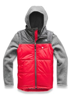 The North Face Gordon Lyons Varsity Vest Jacket (Big Boys)