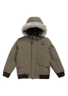 The North Face Gotham Hooded Waterproof 550-Fill Power Down Jacket (Toddler Boys & Little Boys)