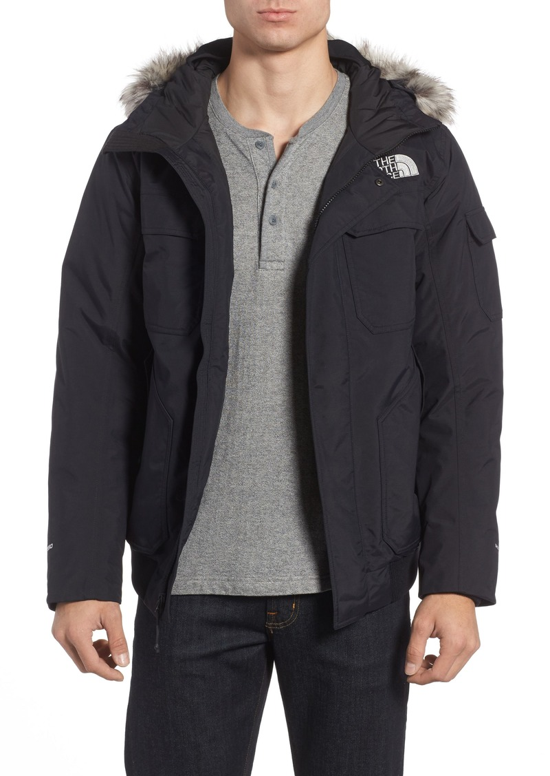 The North Face Gotham III Waterproof Down Jacket