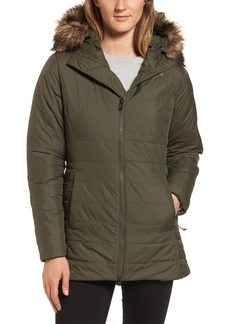 The North Face Harway Heatseeker™ Water-Resistant Jacket with Faux Fur Trim