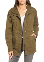 The North Face Hooded Utility Camp Jacket