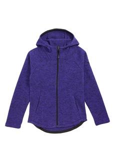 The North Face Indi Fleece Jacket (Big Girls)