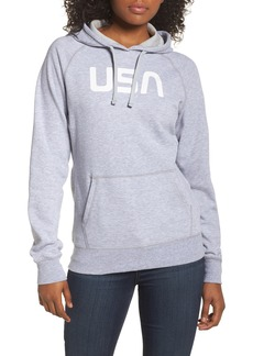 The North Face International Collection USA Pullover Hoodie