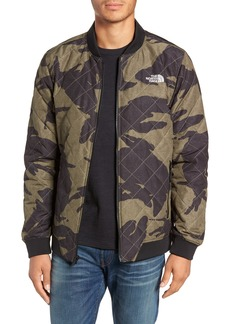 The North Face Jester Reversible Bomber Jacket