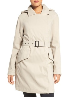 The North Face Kadin Waterproof Trench Coat