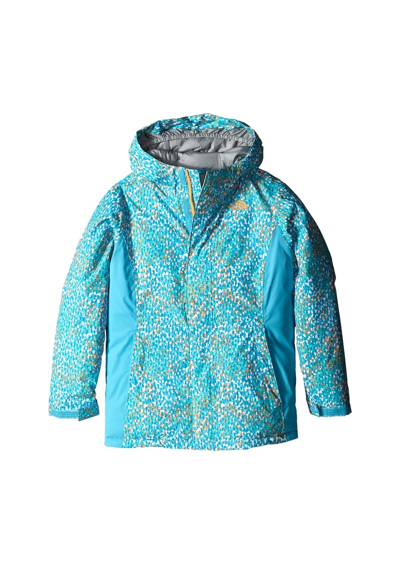 The North Face Kids Delea Insulated Print Jacket (Little Kids/Big Kids)