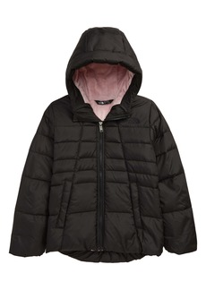 The North Face Kids' Down Insulated Waterproof Hooded Coat (Big Girl)