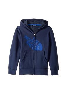 The North Face Logowear Full Zip Hoodie (Little Kids/Big Kids)