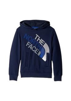 The North Face Logowear Pullover Hoodie (Little Kids/Big Kids)