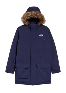 The North Face Kids' McMurdo Waterproof 550 Fill Power Down Parka with Faux Fur Trim (Big Boy)