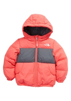 The North Face Kids' Moondoggy 500 Fill Power Down Hooded Jacket (Toddler & Little Girl)