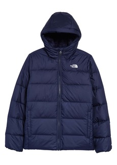The North Face Kids' Moondoggy Water Repellent 550 Fill Power Down Jacket (Big Boy)