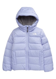 The North Face Kids' Moondoggy Water Repellent 550 Fill Power Down Jacket (Big Girl)
