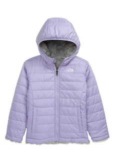 The North Face Kids' Mossbud Swirl Reversible Water Repellent Jacket (Toddler & Little Girl)