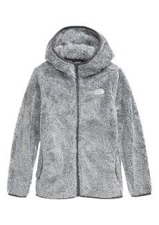 The North Face Kids' Oso Fleece Zip Hoodie (Big Girl)