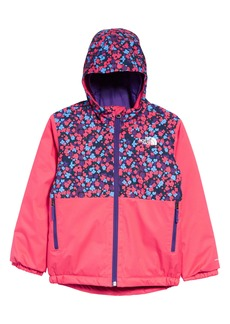 The North Face Kids' Paradise Pink Water Repellent Jacket (Toddler & Little Girl)