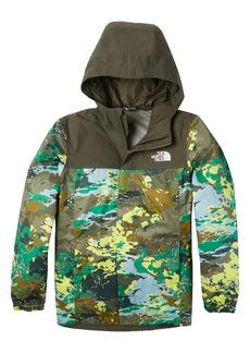 The North Face Kids' Resolve Reflective Camo Print Jacket (Big Boy)