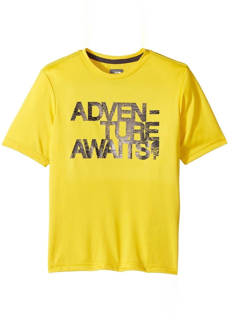 The North Face Short Sleeve Reaxion Tee (Little Kids/Big Kids)