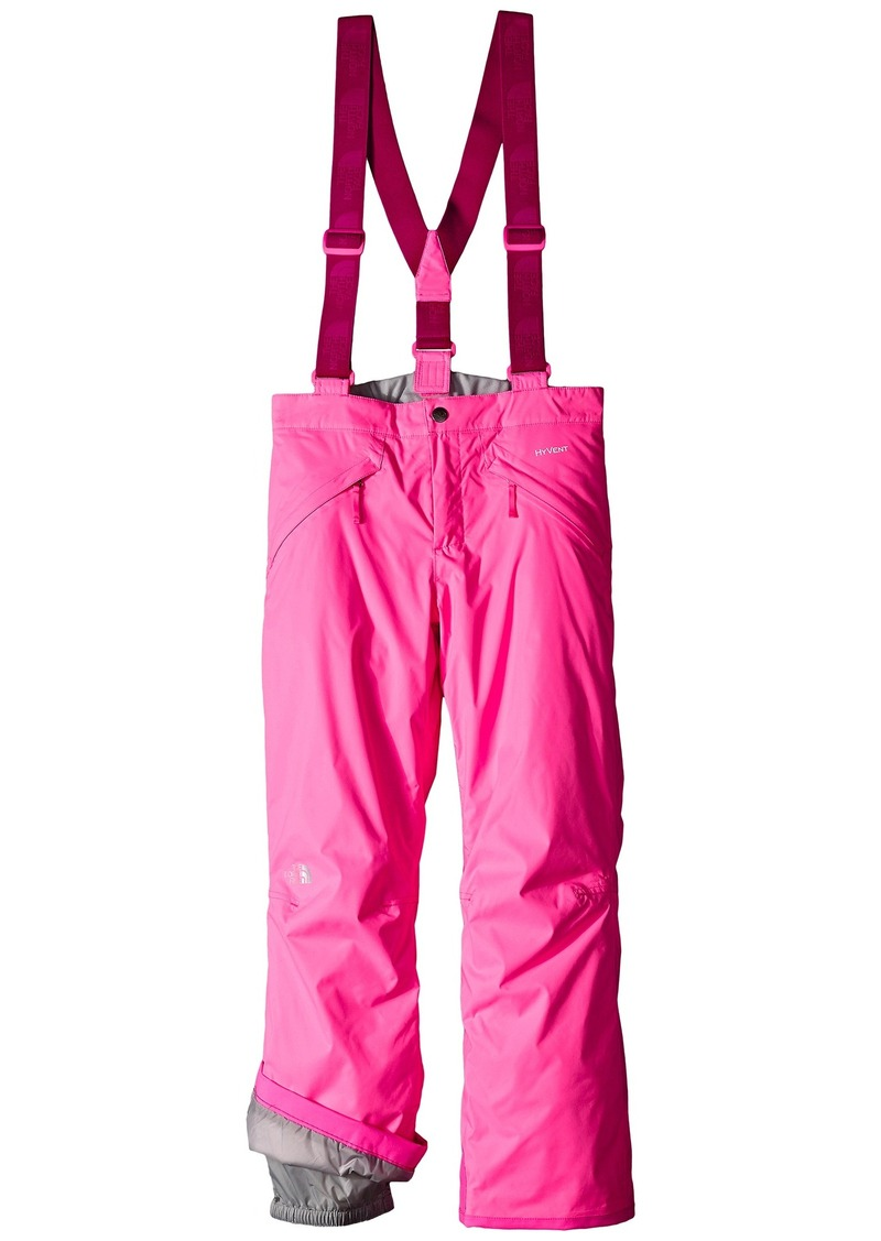 The North Face Kids Snowquest Suspender Pants (Little Kids/Big Kids)
