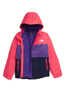 The North Face Kids' Triclimate® Waterproof Hooded Jacket (Little Girl)