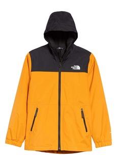 The North Face Kids' Warm Storm Waterproof Hooded Rain Jacket (Big Boy)