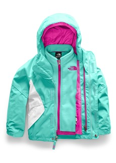 The North Face Kira Triclimate® 3-in-1 Jacket (Toddler Girls & Little Girls)