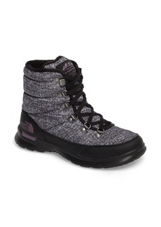 The North Face Lace II ThermoBall™ Insulated Winter Boot (Women)